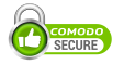 Secure Shopping-Comodo SSL Trust Logo
